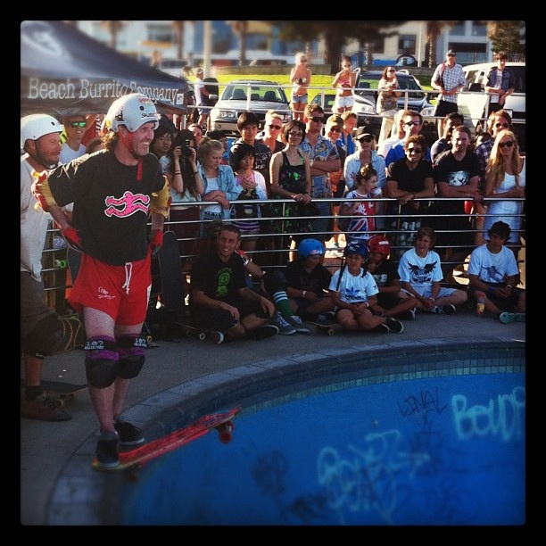Flashback to Fun #bondi #beach #sydney #australia #skate #event