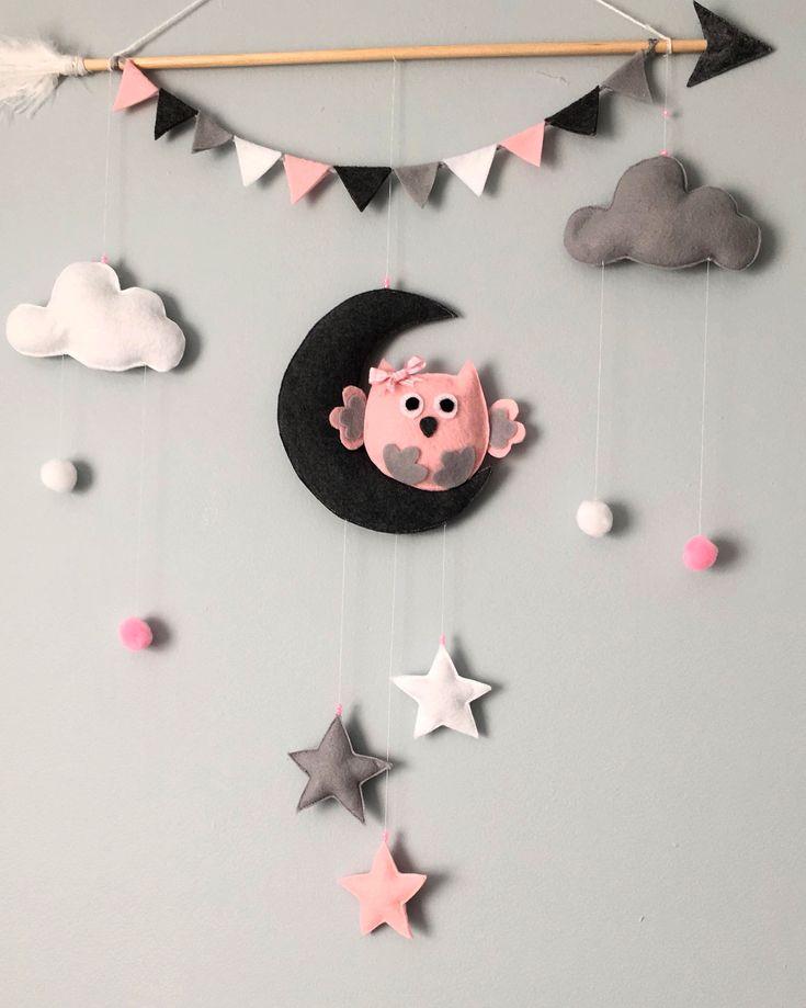 #handmade#walldecor#homedecor#kids#baby#decor#felt#sewing