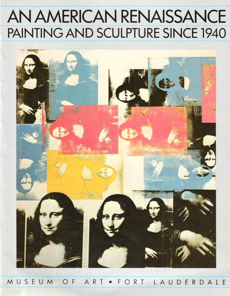 American Renaissance: Painting and Sculpture since 1940.