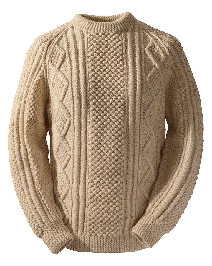 Carroll Irish Handknit Sweaters