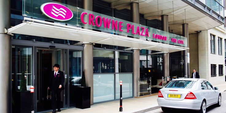 A Staycation at Crowne Plaza London The City