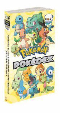 Pokemon Pokedex Black and White Versions