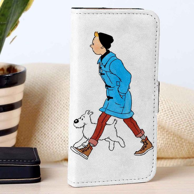 The Adventures of TinTin | Movie | custom wallet case for iphone 4/4s 5 5s 5c 6 6plus case and samsung galaxy s3 s4 s5 s6 case - RSBLVD.COM