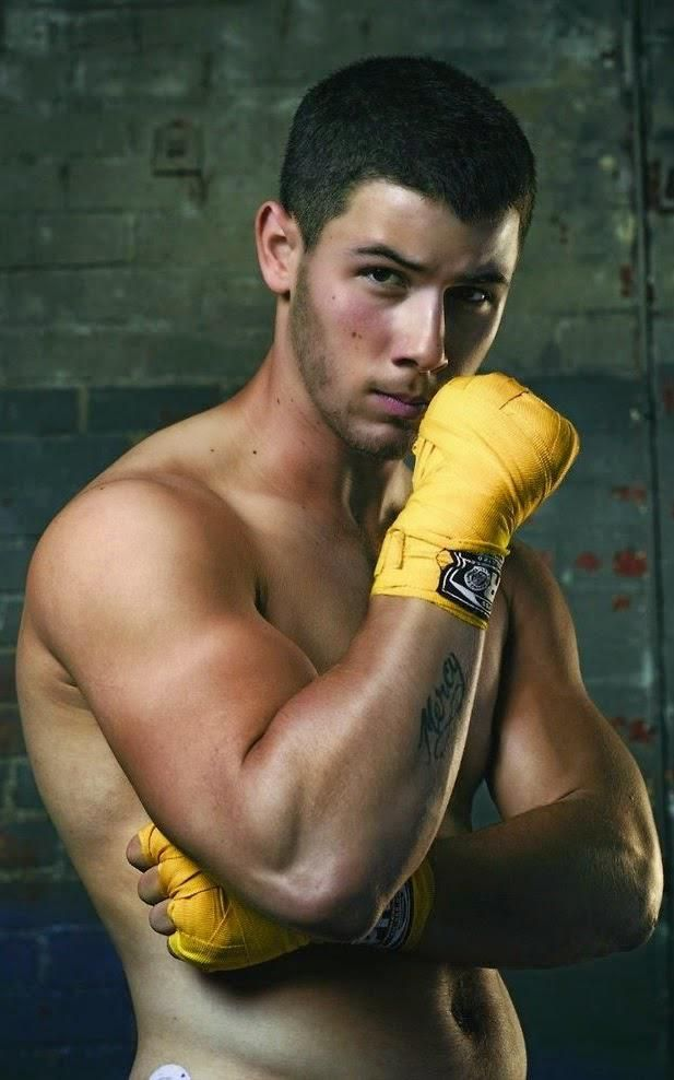 Nick Jonas in Kingdom