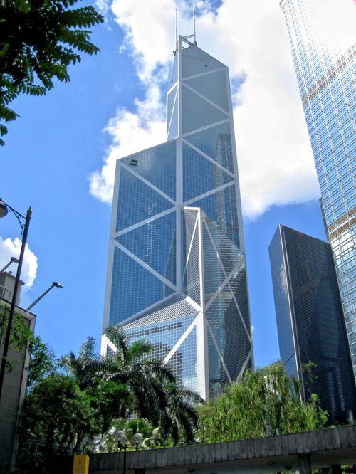 Bank of China Tower, Hong Kong.