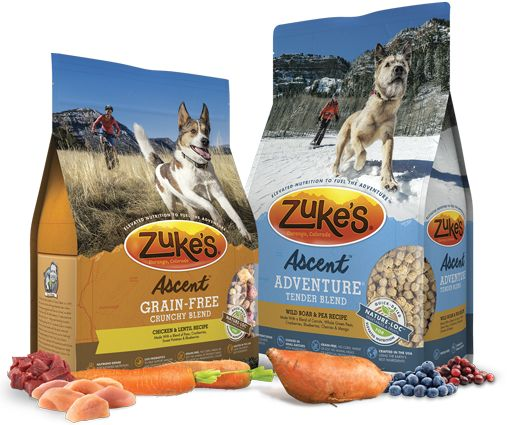 Christmas Gift Idea - Driven by the joy that comes with exploring with our dogs, Zuke's all-natural dog food and treats are crafted in the USA and New Zealand with the earth's best ingredients to fuel a life off leash. #client