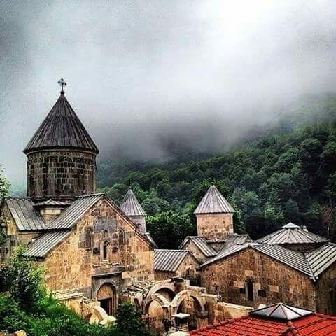 Armenien monastery