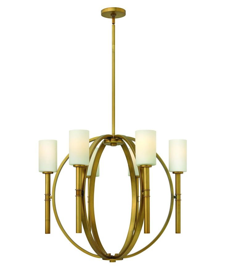 Hinkley Lighting 3586VS Margeaux Chandelier | Capitol Lighting 1800lighting.com  sc 1 st  Pinterest & 83 best Augustin Lighting images on Pinterest | Circa lighting ... azcodes.com