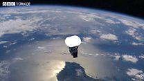 'Güneş'e dokunacak uzay aracı'