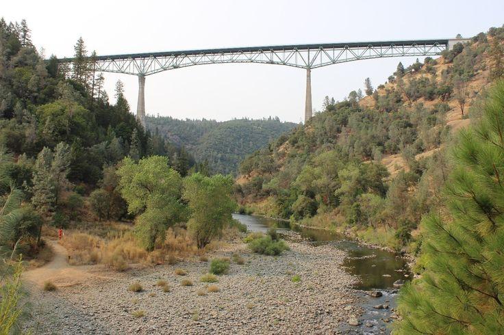 Foresthill Bridge, Auburn, CA