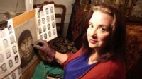 Houston Forensic Artist Seeks Justice - ABC News