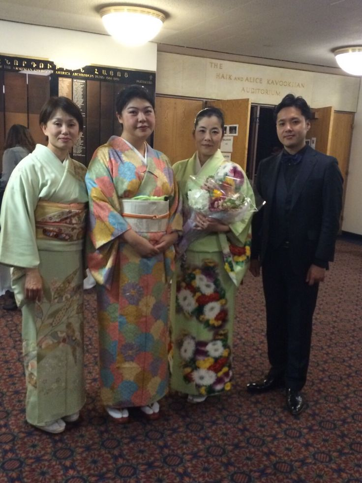 2015 Japanese Song UN Concert.