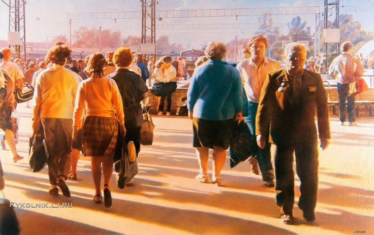 Файбисович Семён Натанович (1949) «Ленинградское направление» 1988