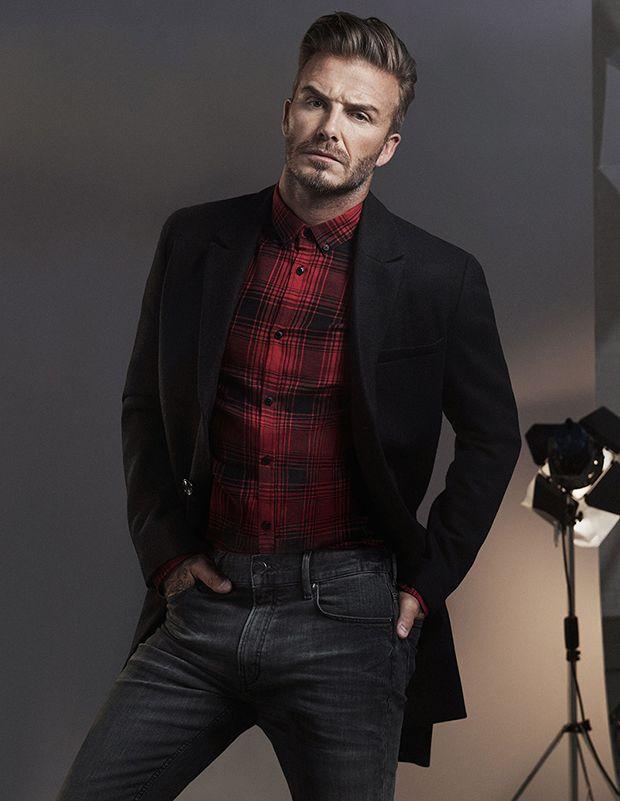 David Beckham & Kevin Hart pour H&M automne 2015 | Blazer