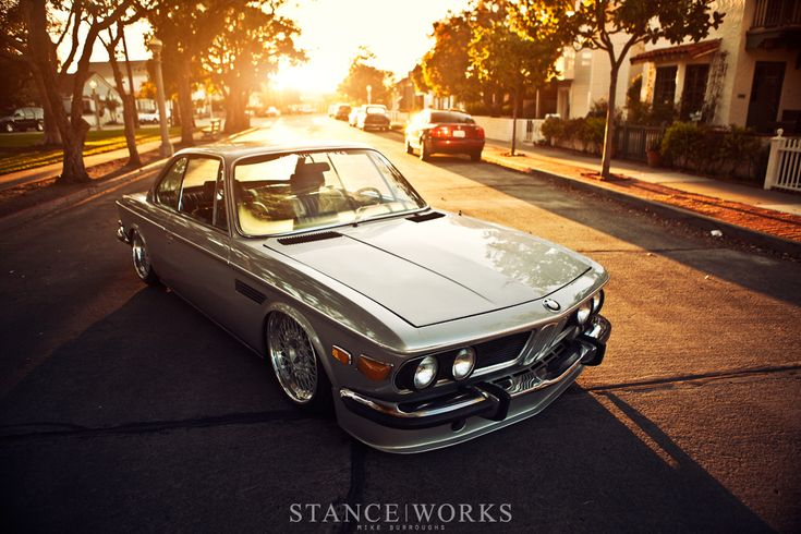 1971 BMW E9, Real Beauty ;)