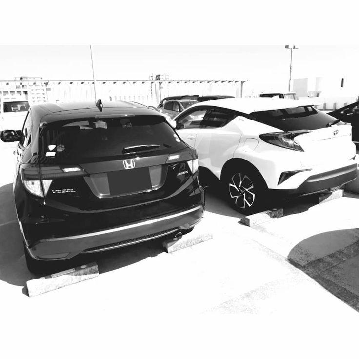 Honda Vezel Hybrid X かわいい愛車hybrid Zですがドアパンチ修理中です しばらく代車のhybrid Xもアップします Vezel C Hr ホンダ ヴェゼル ハイブリッドz Ru3 Toyota Chr 車 スポーツカー 車好き 車 Bmw Car Car Suv Car
