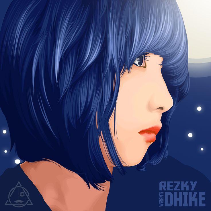 - Dhike JKT48 - _Deka Artwork #vexel #vector