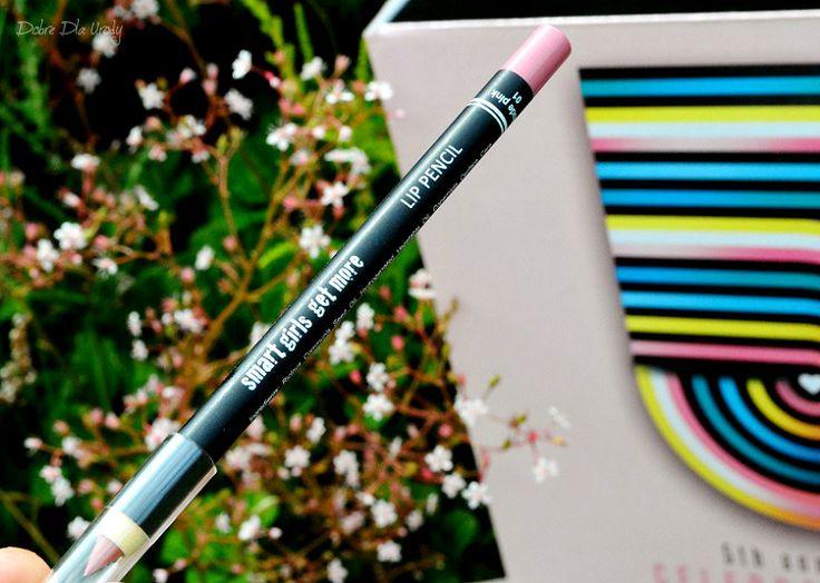 Celebration Time by ShinyBox - Smart Girls Get More Lip Pencil Klasyczna Konturówka do ust