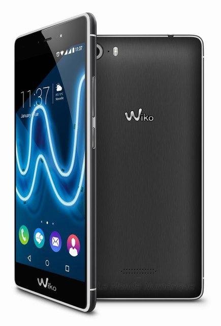 MWC 2016 : Nouveautés Smartphone avec lecteur d'empreinte digitale chez Wiko Smartphone/Tablette Android Lenny3 Tommy U Feel U Feel Lite