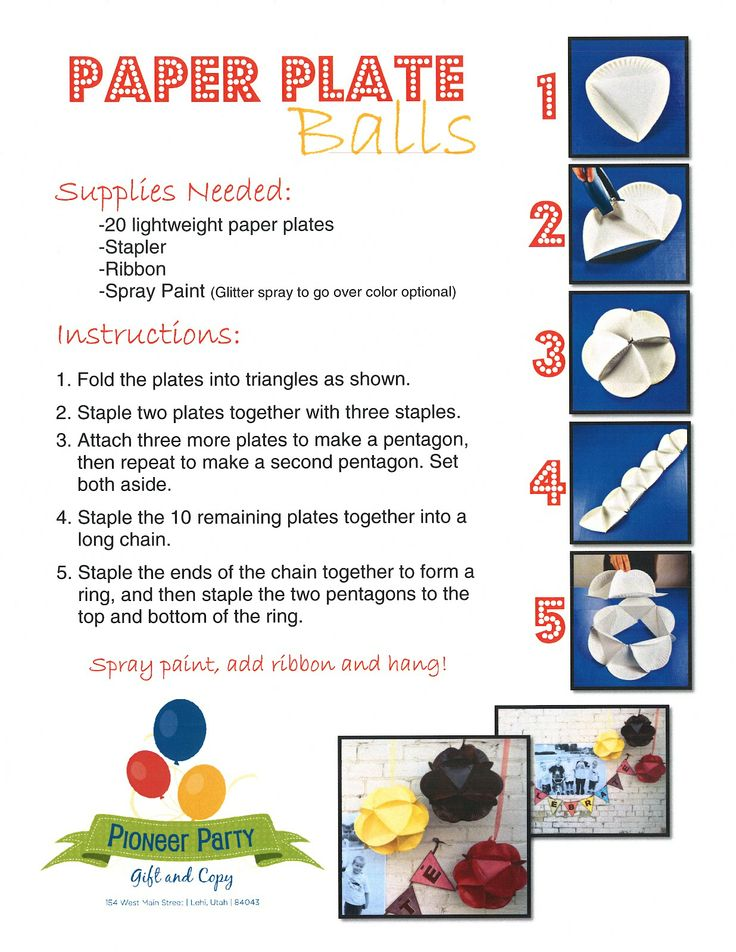 how to make crinkle paper balls