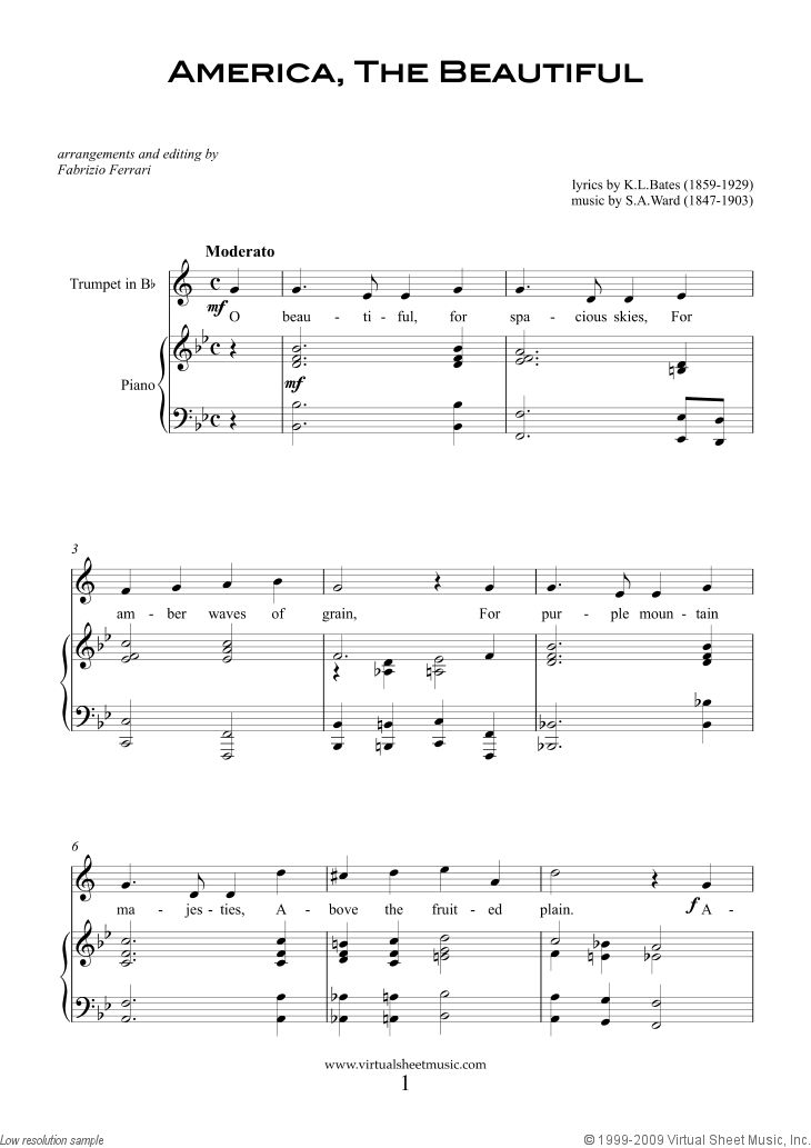 All Music Chords free french horn sheet music : 11 best Patriotic Sheet Music images on Pinterest | Song sheet ...