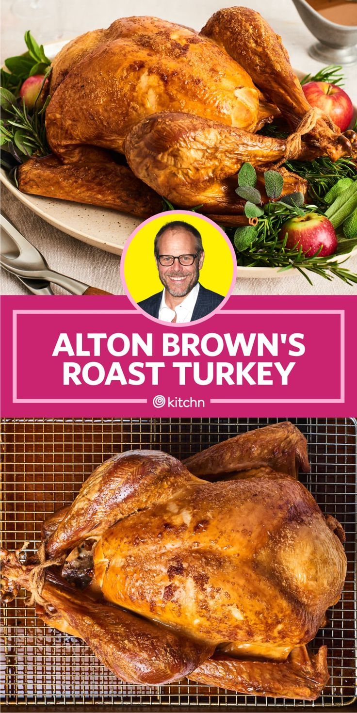 I Tried Alton Brown's Famous Thanksgiving Turkey and Brine ...