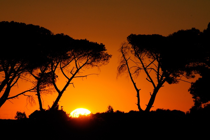#MyPugliaExperience at @World Travel Market #WTM2012 #Sunset in Maruggio - by Davide Madaghiele