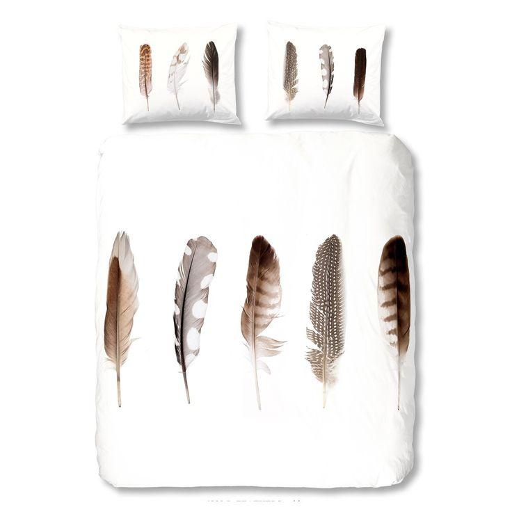 Pościel Feathers, 200x200 cm   Bonami