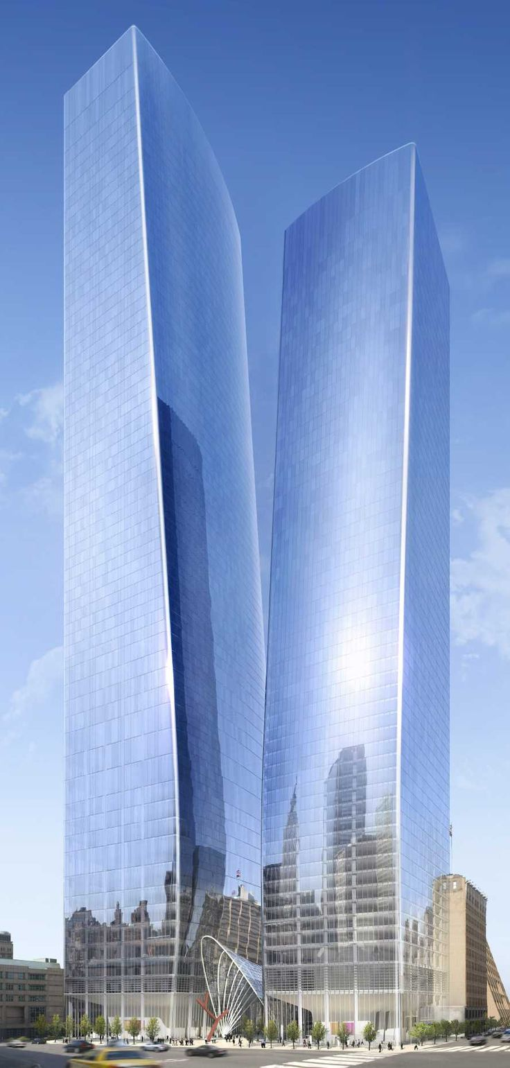 Spruce street beekman tower by frank gehry page 317 - Manhattan West