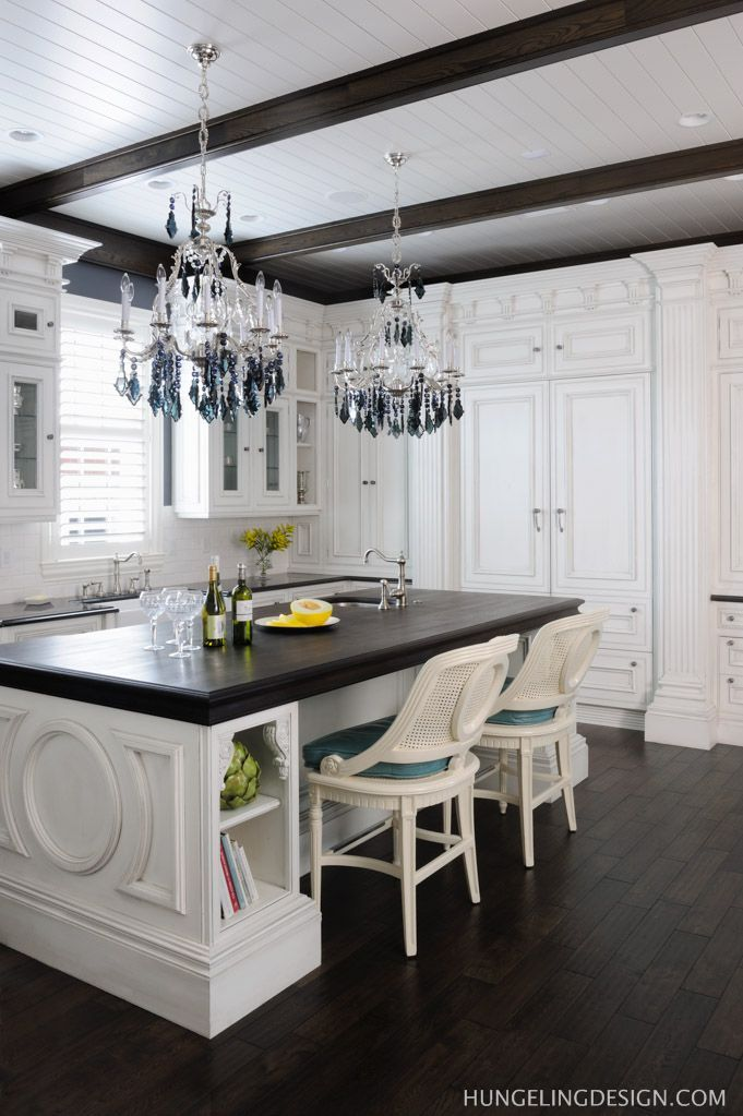 Clive Christian Luxury Kitchen in Murray, KY - by Hungeling Design