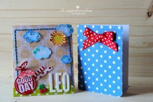 Nuvolette per Leo - Francesca