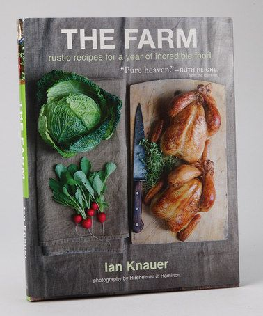 The Farm: Rustic Recipes for a Year of Incredible Food Hardcover by Houghton Mifflin Harcourt *library list