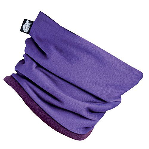 Turtle Fur Original Turtle Fur Fleece Neckula, Women's Heavyweight Fleece Lined Neck Warmer, Planet Of The Grapes >>> You can get more details by clicking on the image.