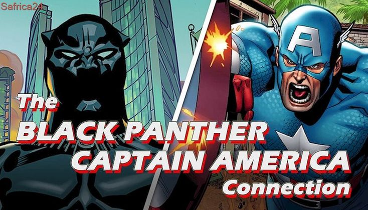 Double Take - The Black Panther-Captain America Connection