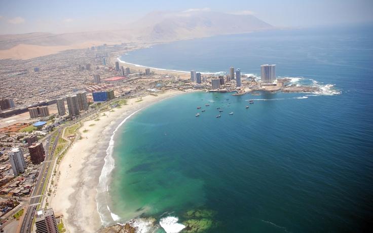 Postales de Chile - LUPA - Iquique