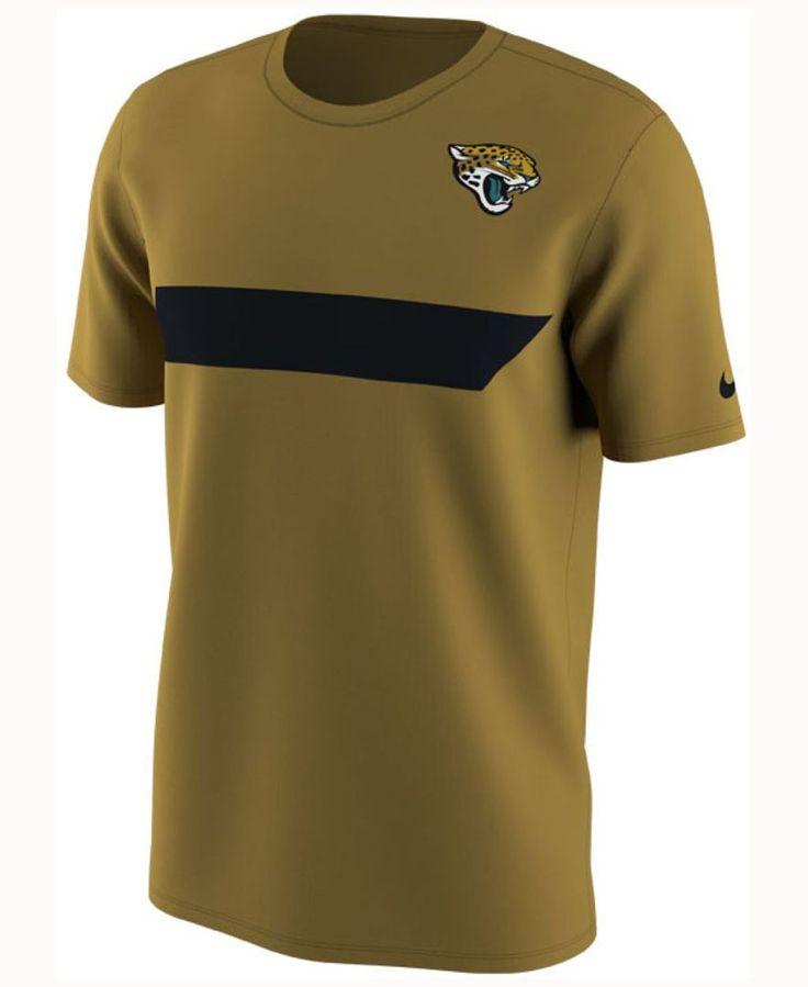 Nike Men's Jacksonville Jaguars Color Rush Stripe T-Shirt
