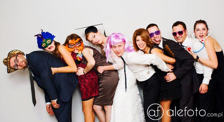 wedding photobooth / fotobudka na weselu - Legnica