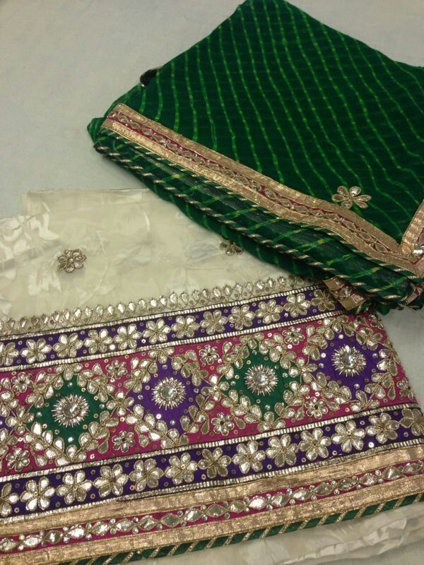 Patiala suits in variety at Saheli Couture.