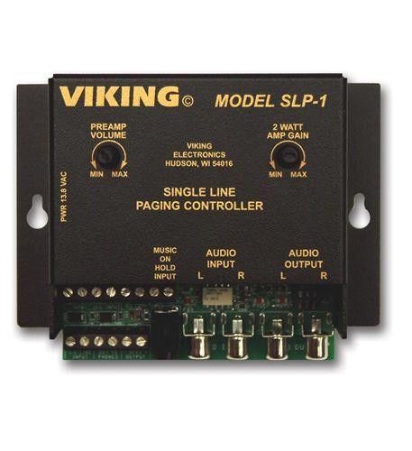 Viking Single Line Paging Controller