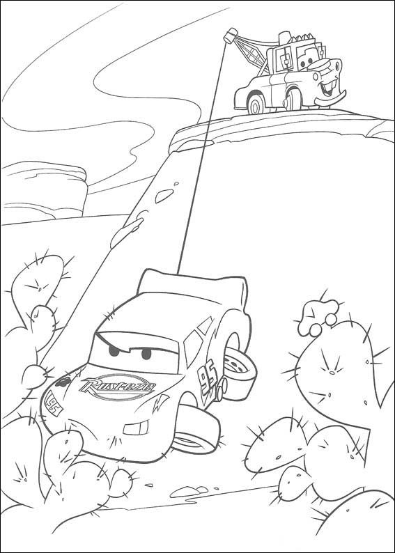 Cars Ausmalbilder 18