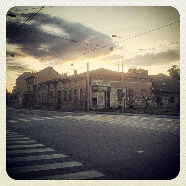 streetview, Miskolc