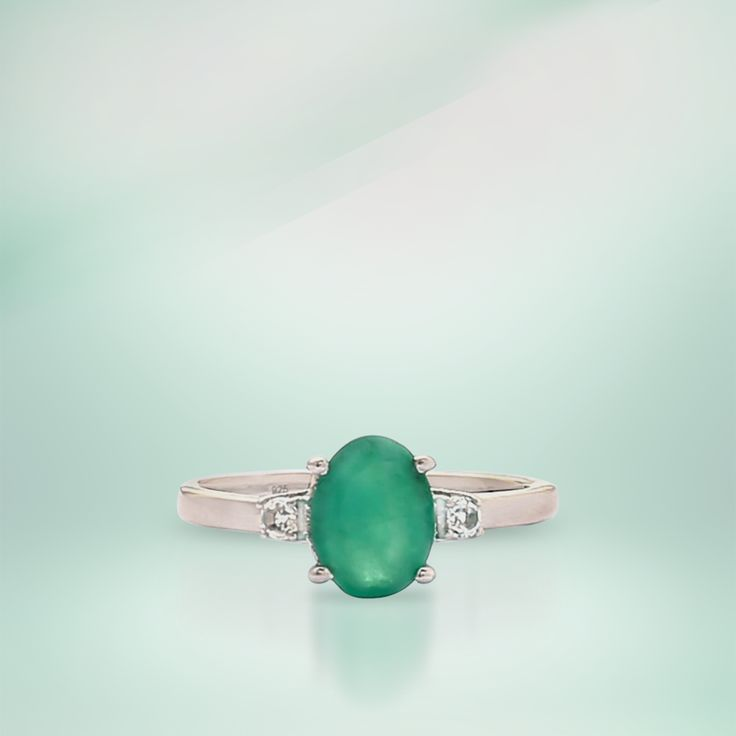 Emerald Ring   Shipping across India
