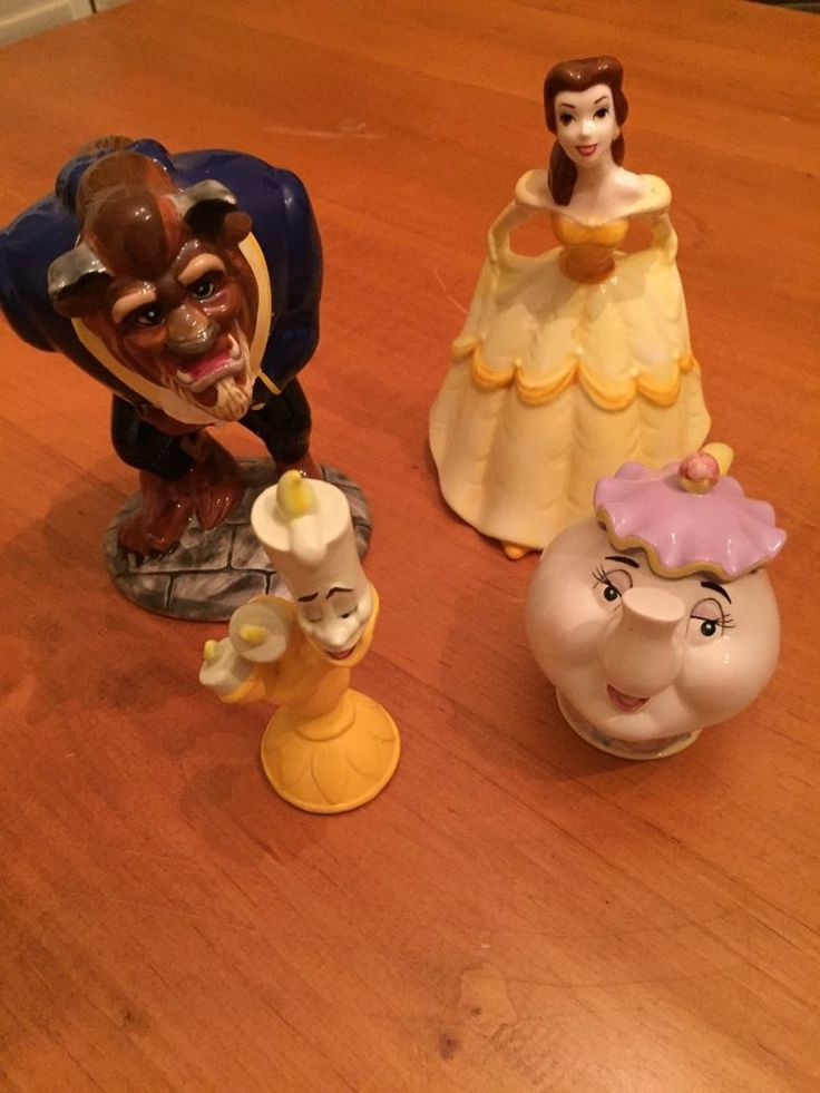 1000 Images About Disney Figurines Collectibles