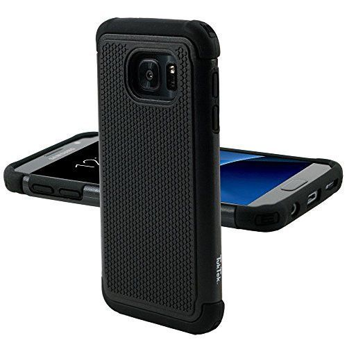 EXTREME DEFENDER CASE for Samsung Galaxy S7 Black
