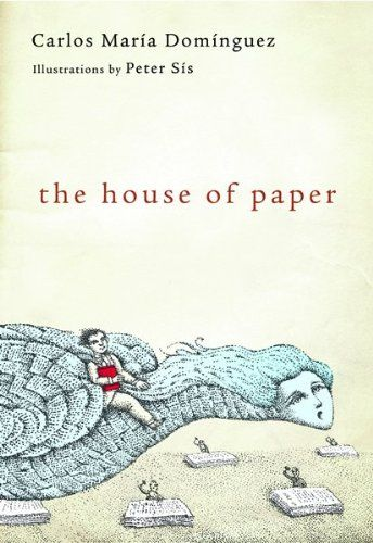 The House of Paper by Carlos Maria Dominguez,http://www.amazon.com/dp/0151011478/ref=cm_sw_r_pi_dp_3AOOsb05HZNZCQ1F