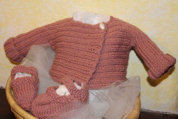 Maglia maglione  pull handmade. Giacca in lana doppio petto, knitting fatto a mano on Etsy, 38,00€