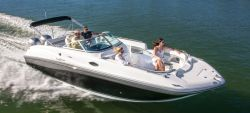 New 2013 - Hurricane Deck Boats - SunDeck SD 2700 (single)