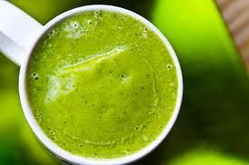 I just made Tiffany's green smoothie...looks like the skin of an avacodo, but it tastes mild and wonderful! Plant-Based Nutritarian Weight Loss Recipe Blog