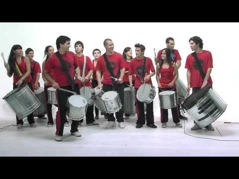 Bloque Siete Octavos Percusion 2