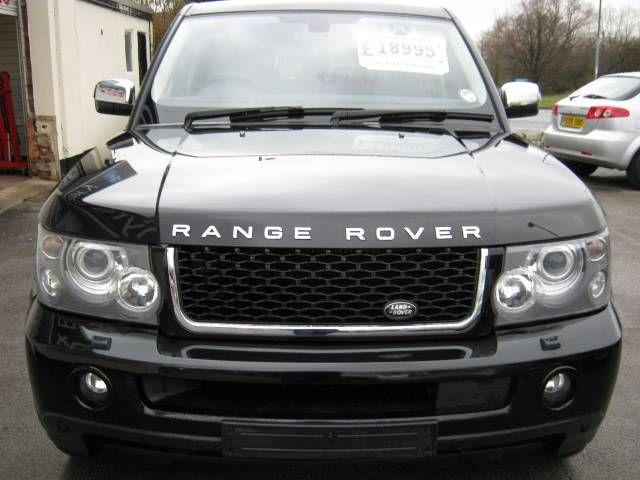 2007 Range Rover Sport 3.6 TDV8 £17,995